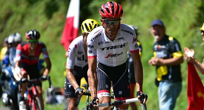 TdF2017 13 etape Alberto Contador angreb