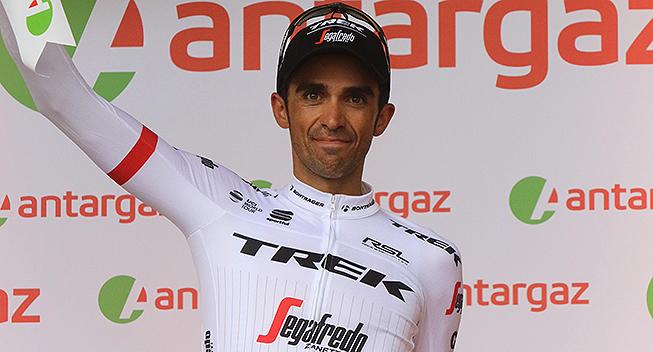 TdF2017 13 etape Alberto Contador angrebspris