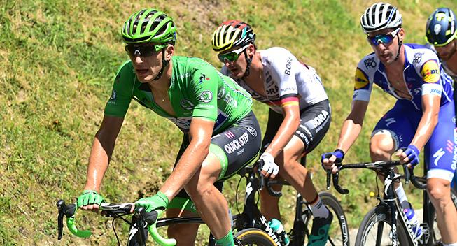 TdF2017 13 etape Marcel Kittel i gruppetto