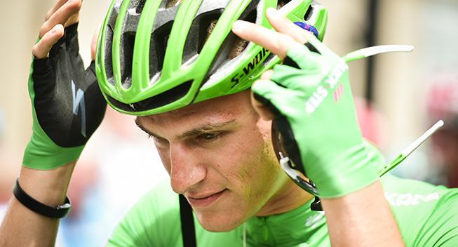 TdF2017 13 etape Marcel Kittel prestart
