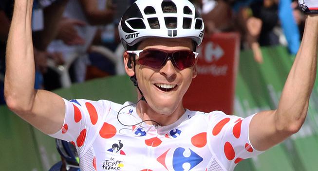 TdF2017 13 etape Warren Barguil sejr