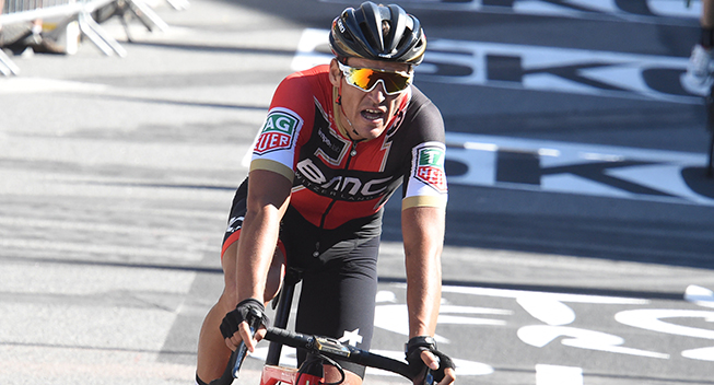 TdF2017 14 etape Greg Van Avermaet finish