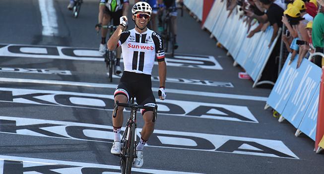TdF2017 14 etape Michael Matthews sejr