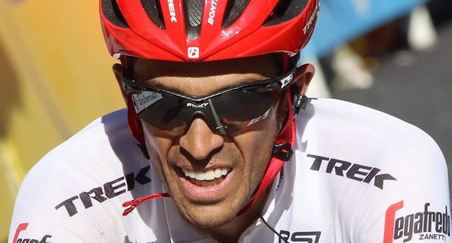 TdF2017 15 etape Alberto Contador finish