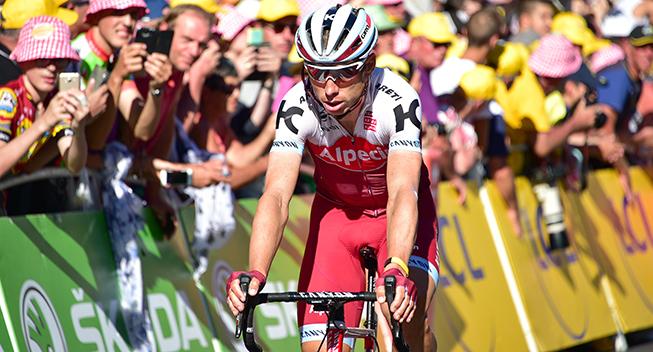 TdF2017 15 etape Tony Martin finish