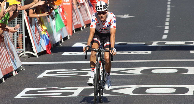 TdF2017 15 etape Warren Barguil finish