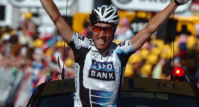 TdF2009 12 etape Nicky Sorensen sejr