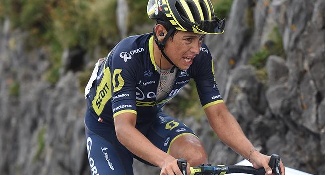 Giro d`Italia: Vinderkandidaterne