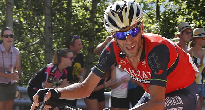 Overlegen Nibali genvandt Il Lombardia