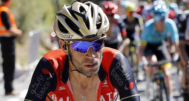 Vuelta 2017 3 etape Vincenzo Nibali