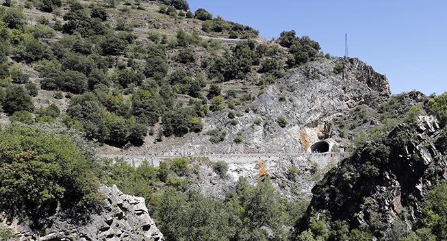 Vuelta 2017 3 etape panorama