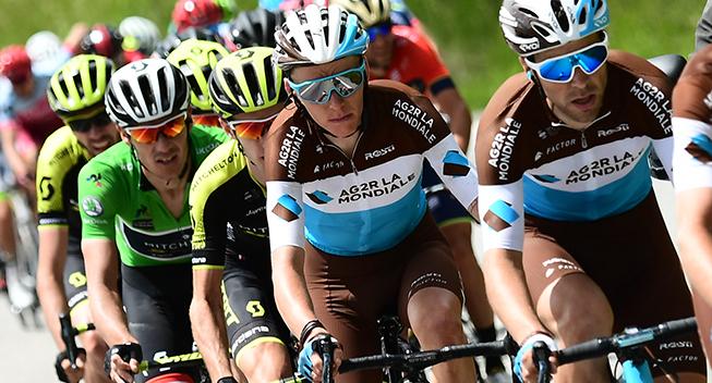 AG2R La Mondiale klar med holdet til Tour de France