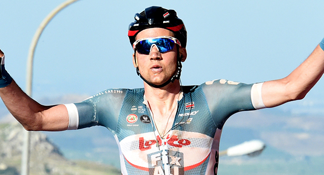 Optakt: 5. etape af Tour de Suisse
