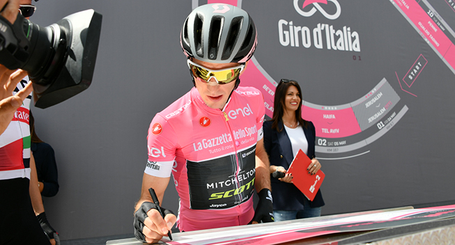 Giro-åbenbaring har fremtiden på plads