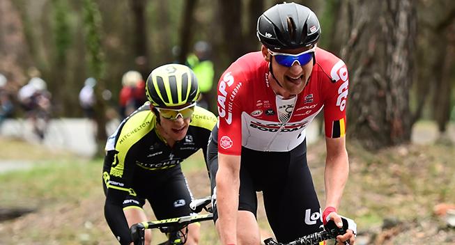Wellens dedikerer sejren til Goolaerts