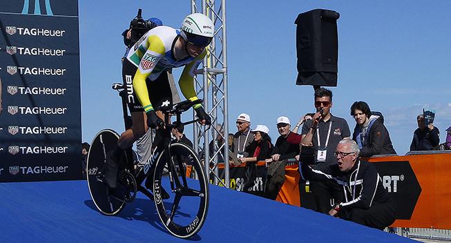 Dennis har sadlet om: Går efter at klatre i Giro d'Italia