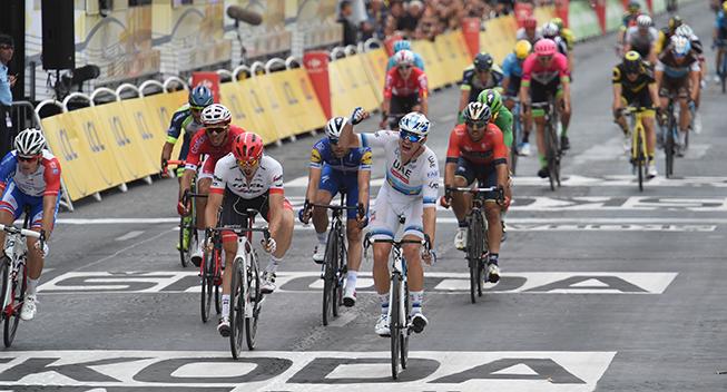 TdF2018 21 etape Alexander Kristoff sejr