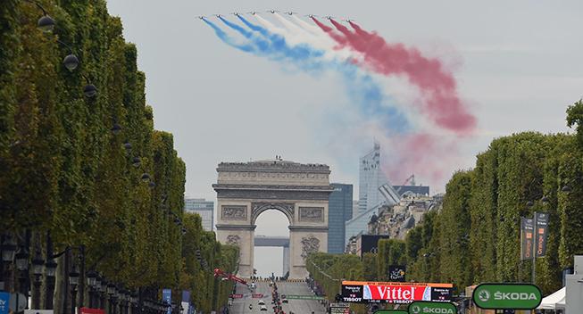 TdF2018 21 etape Champs-Elysees