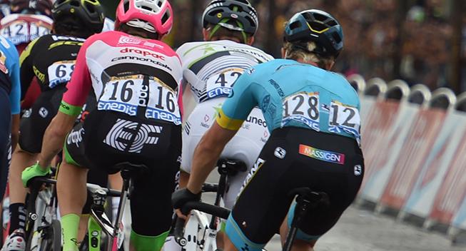 TdF2018 21 etape Michael Valgren bagfra - Champs-Elysees
