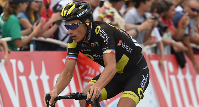 TdF2018 21 etape Sylvain Chavanel - sidste Tour