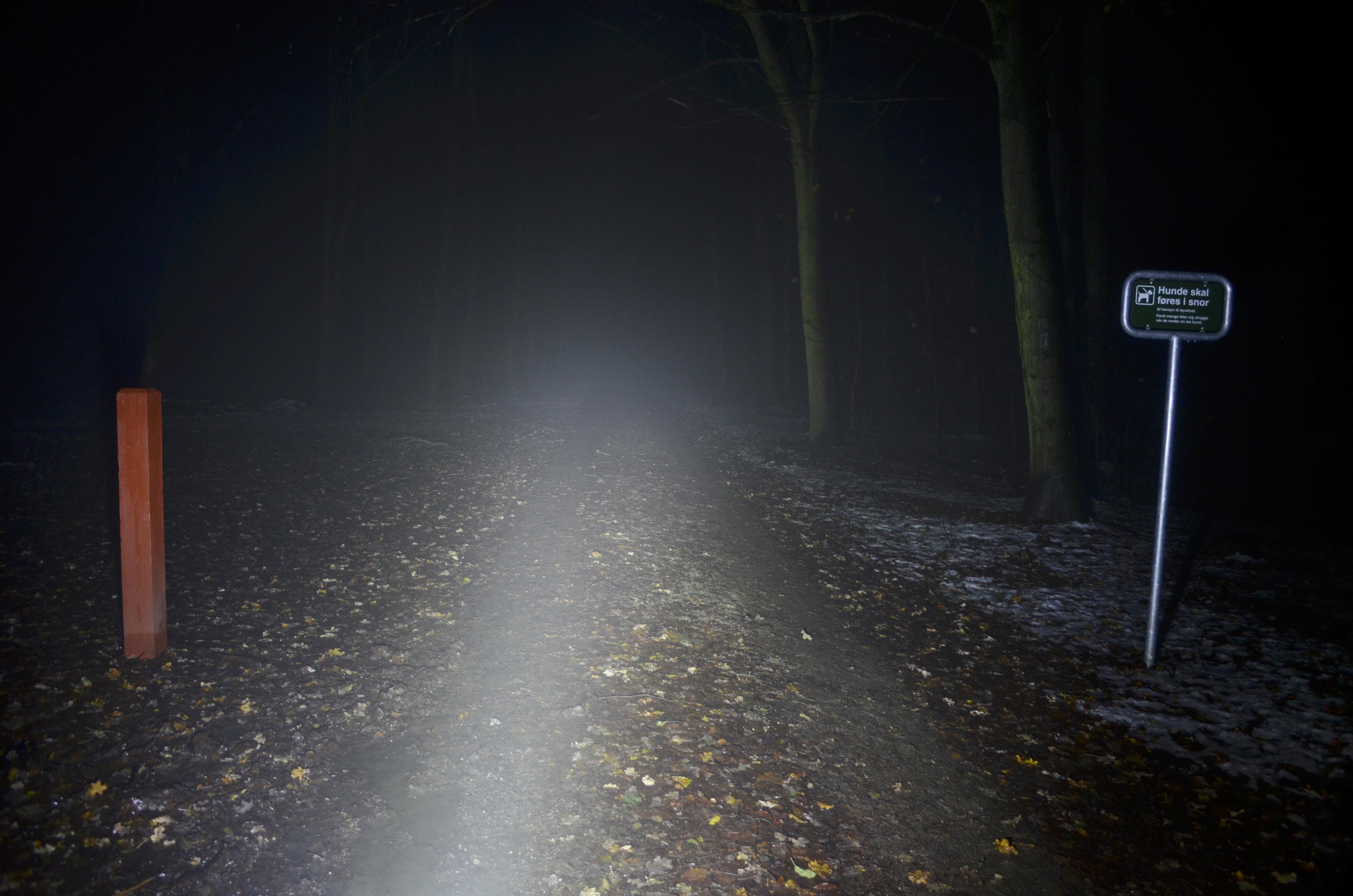 Stortest af 7 MTB skovlygter | Feltet.dk