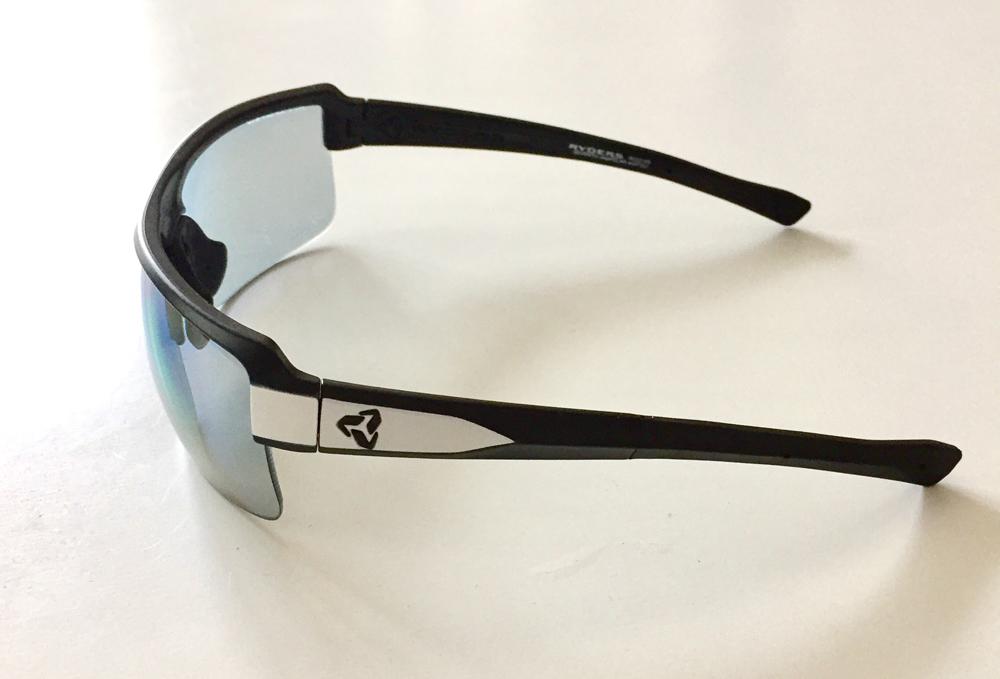 f4bea92967d8 Denne brille ligner ikke noget særligt men pasformen på hovedet og de gode  glas gør virkelig at den overrasker positivt.