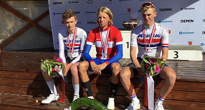 Ny dansk mester: Det er en kæmpe forløsning