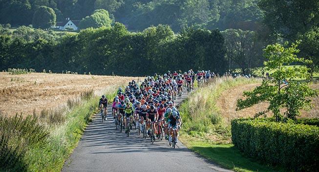 Gran Fondo Denmark: Internationalt amatørløb fra øverste hylde