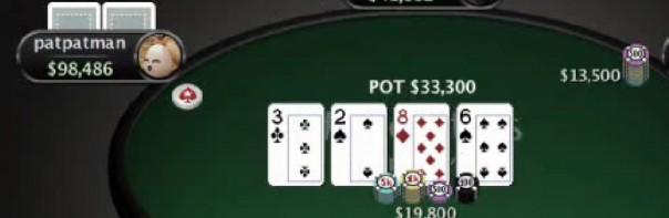 Ny Macau-spiller flyvende fra start på PokerStars