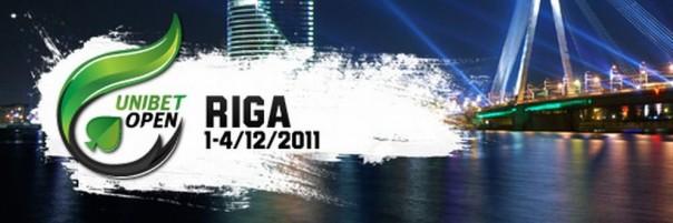 Unibet Open Riga: Velkommen til dag 1B