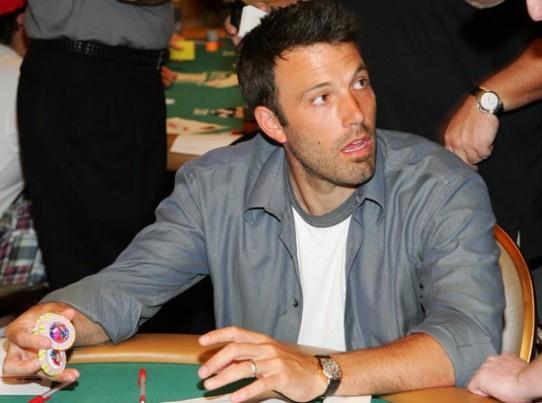Ben Affleck krævede $1 million og helikopter-tur af PokerStars