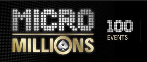 Ny MicroMillions-fest i november: Lav $22 til $100.000