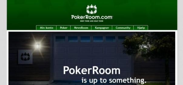 PokerRoom.com vender tilbage