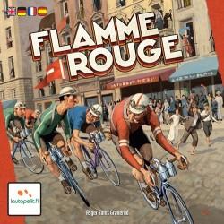 Brætspil Flamme Rouge...