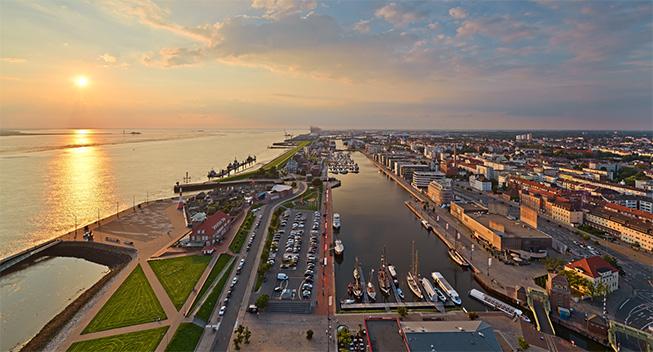Bremen - På tur til Tysklands førende cykelby