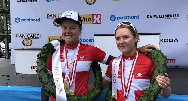 Nykåret dansk mester til start i belgisk etapeløb