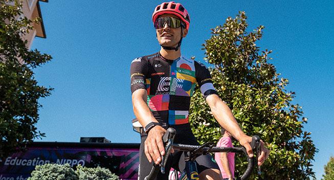 Rapha gør det igen - præsenterer vildt designet Giro-tøj