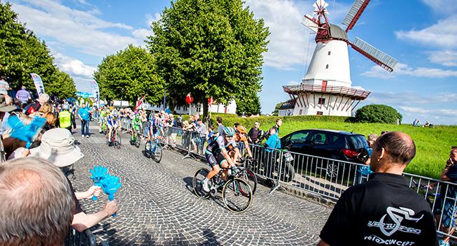 Syd- og Sønderjylland varmer op til Tour de France med motionsløb