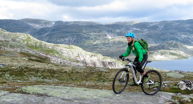 MTB i Trysil-Rondane-Nordmarka