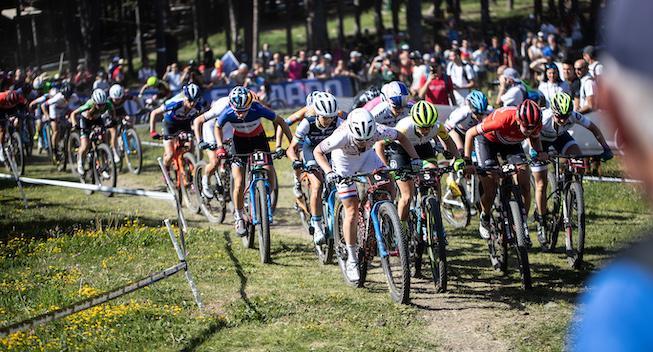 UCI udskyder VM i mountainbike