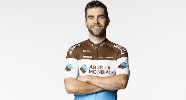 AG2R-profiler styrter i Spanien - franskmand brækker håndleddet