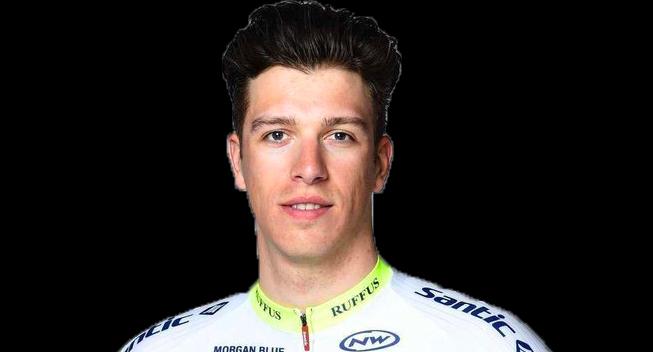Danny van Poppel vinder Gooikse Pijl: Riwal-rytter på podiet
