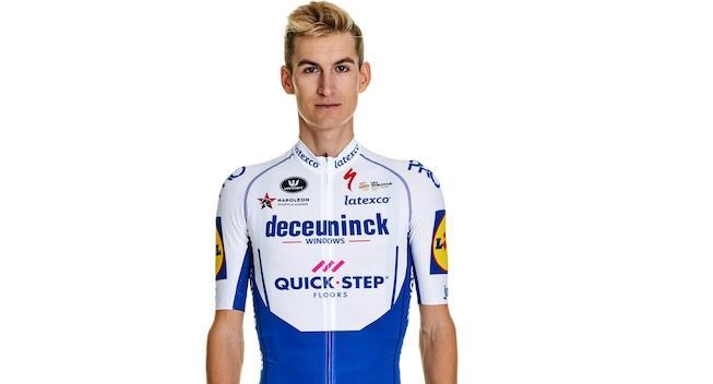 Mikkel Honoré forlænger med Deceuninck-QuickStep