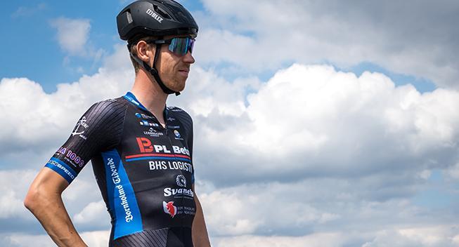 Frederik Muff efter tredjepladsen: En fantastisk følelse