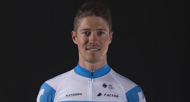 Israel Start-Up Nation-rytter idømt doping-karantæne