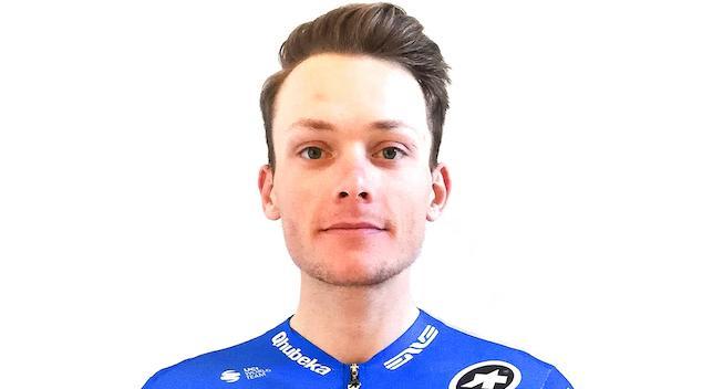 Michael Carbel skal køre Tour de Wallonie