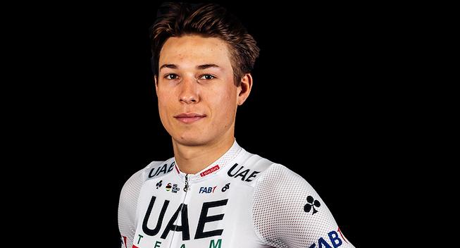 Mads Pedersen toer i Philipsen sejr på 1. etape af BinckBank Tour