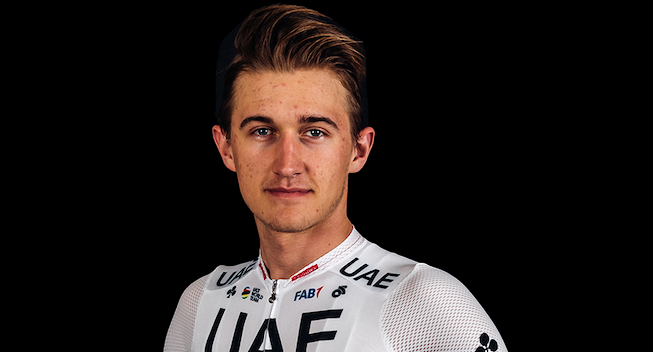 Mikkel Bjerg får UAE-debut ved Tour Down Under