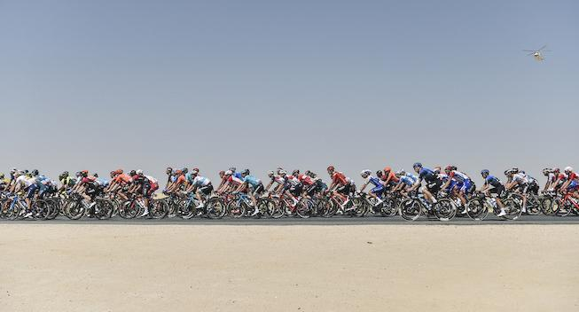 UAE Tours sidste to etaper aflyses