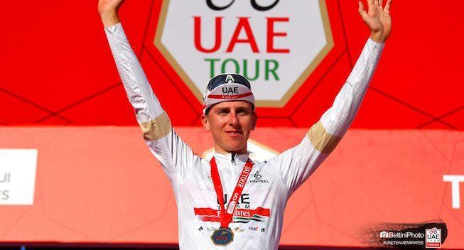 Pogačar drømmer om podiet i Tour de France